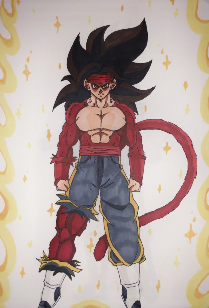 create your own dragon ball z character by saiyana