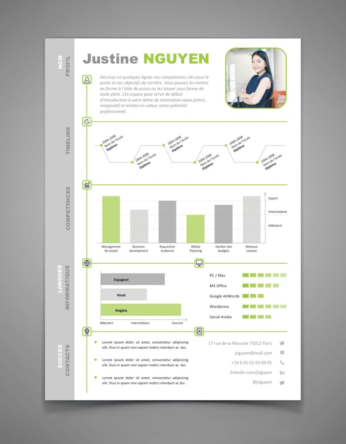 Design Very Professional Visiting Card Paperwork By Alicmm