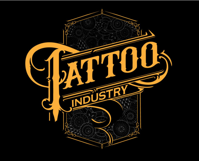 Make a creative and professional tattoo logo design just in 24 hours ...