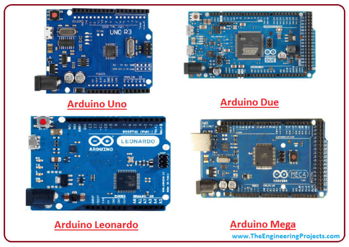 help you doing arduino project