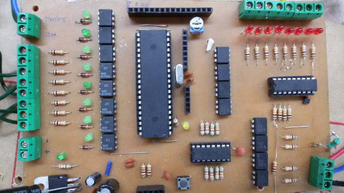 dhanushkadx : I will program microcontroler arduino pic atmel avr embedded  system pcb designing for $5 on www fiverr com