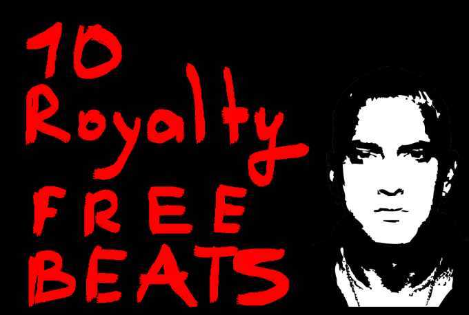 give You 30 High Quality Royalty Free Rap Beats
