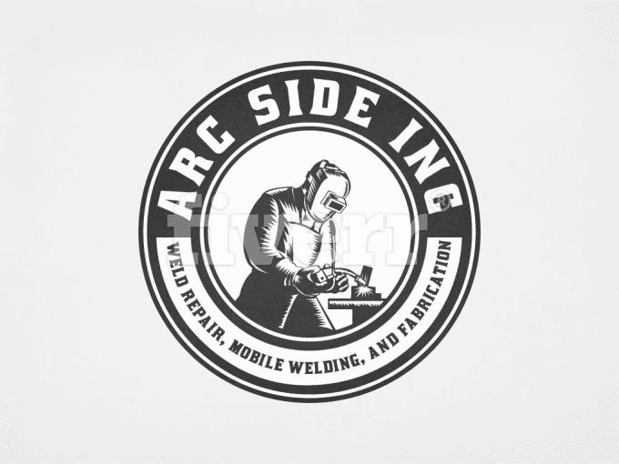 Design Vintage Watermark Logo By Jesterr
