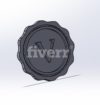 convert your logo to 3d printing file