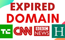 find 5 high authority expired domain name research  for you