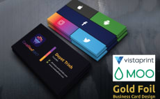 Business card design freelance services online fiverr kawsarrepon164 reheart Gallery