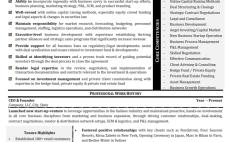 i will write rewrite executive resume cv cover letter resume writer