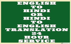 24 Best Hindi Translation Services To Buy Online | Fiverr