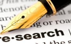 compare research papers with research proposal