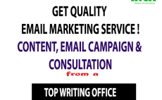 email marketing writing services