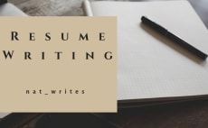 i will write edit design pro ats resume cover letter and optimize linkedin profile