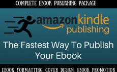 24 Best Kindle Publishing Services To Buy Online | Fiverr