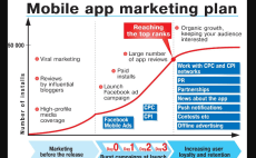 I Will Promote And Deliver You My Mobile App Marketing Plan Template
