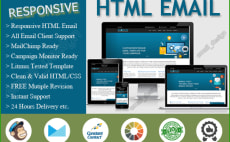 Create Html Email Template For Your Gmail Or Outlook By Emaildesign