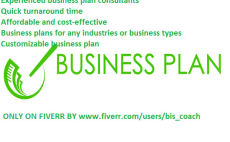 Best Business Plan Writer Services To Buy Online  Fiverr I Will Write A Custom Investment Loan Business Plan Business Proposal  Market Research