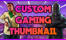 24 Best Fortnite Thumbnail Services To Buy Online | Fiverr