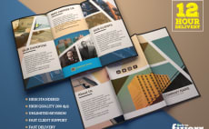 24 Best Bi Fold Brochure Services To Buy Online | Fiverr