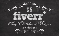 24 best chalkboard services to buy online fiverr