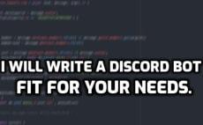 Discord Bots   Fiverr