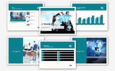 design professional business letterhead by mutesoft