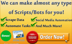 24 Best Bot Services To Buy Online | Fiverr