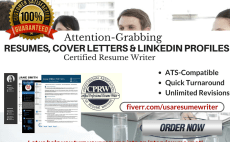 Resume Writing Services And Cover Letter Writers For Hire - Fiverr-resume