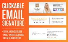 Email Signature Design Freelancers for Hire Online | Fiverr