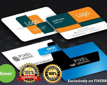 Make amazing double side business card with mockups by arafathossen868 colourmoves Choice Image