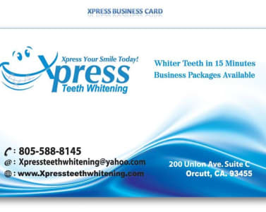 Create nice and professional looking business or name cards by akky86 reheart Images