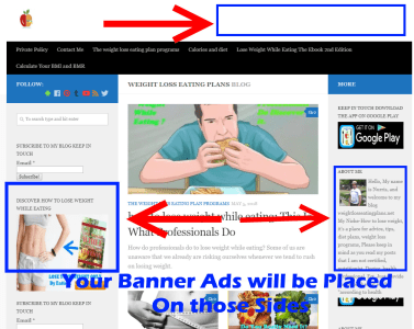 Add Your Banner Or Ad To My Blog By Rafil01