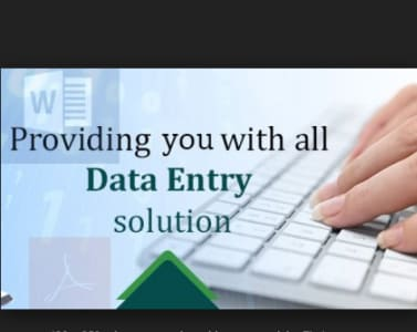 do online offline excel data entry jobs by barnaobuya