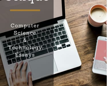 Write An Original Computer Science Essay Or Summary By Ammonwriter