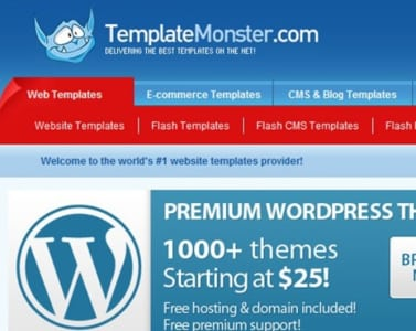 How to make a wordpress blog with a template monster theme youtube.