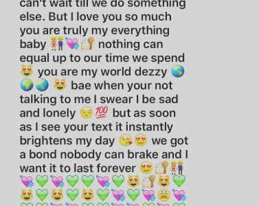 cute paragraphs for bae by desiree4231
