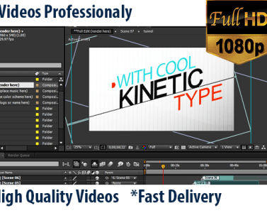 Edit Customize After Effects Template Videohive Revostock By Vfxcopilot