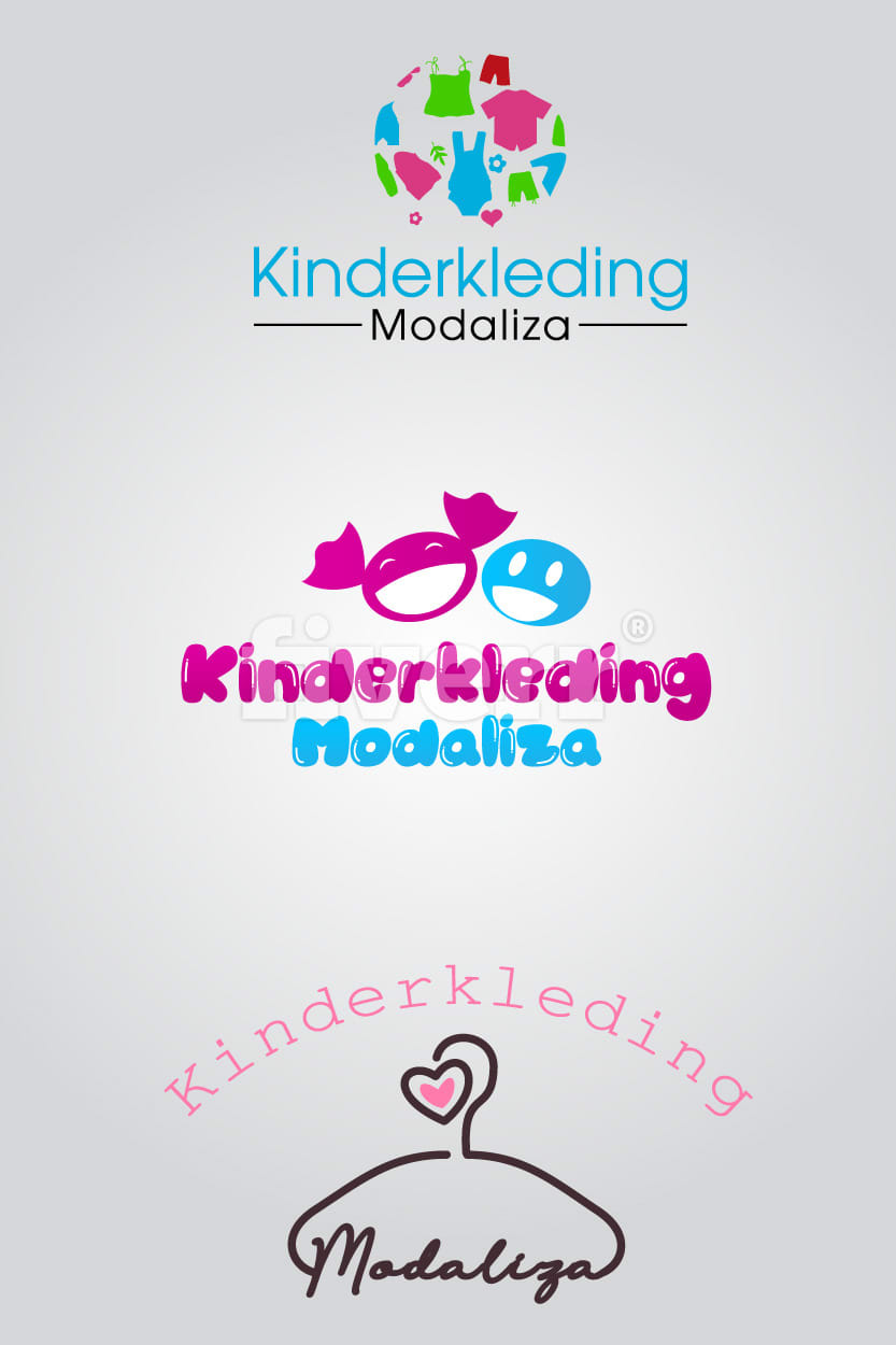 Design Kinderkleding.Design 3 Creative And Professional Logo By Aizaazan