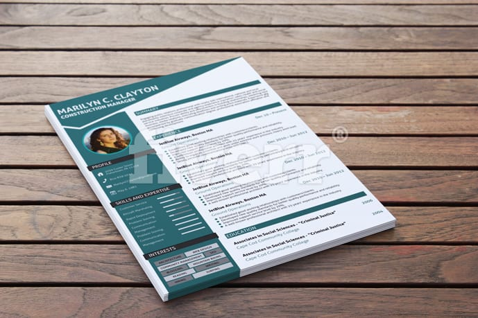 Write resume, design resume, cv, cl, resume design, linkedin by Elyssa