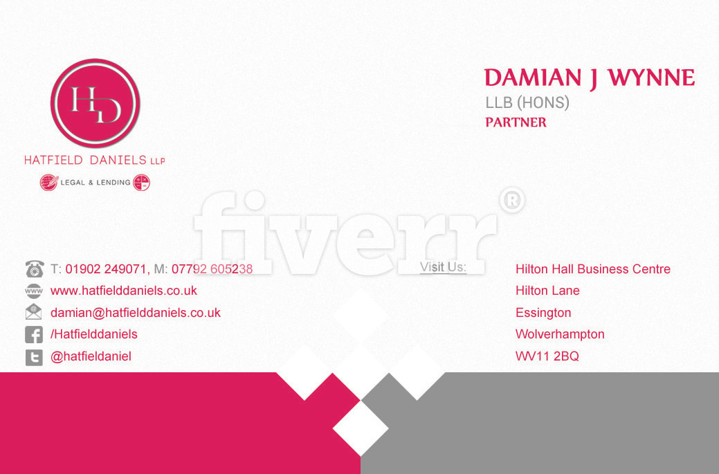 Business cards | Double sided Business Card