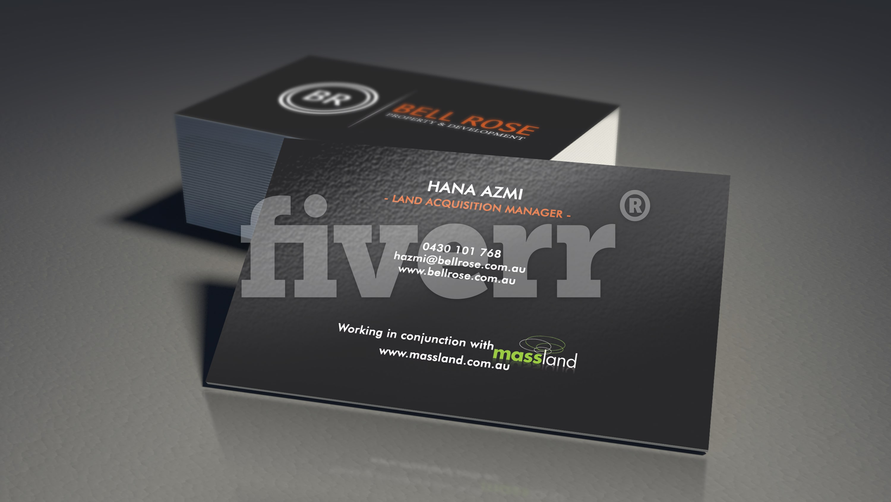 Design an amazing double sided business card by neksofficial reheart Choice Image