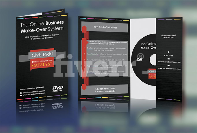 design dvd case and disc cover by marko jovancic