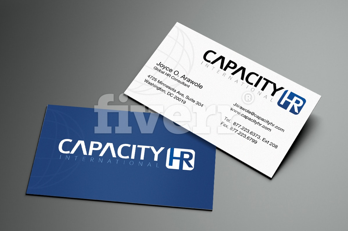 Create your cool business card design by Desainkeren78