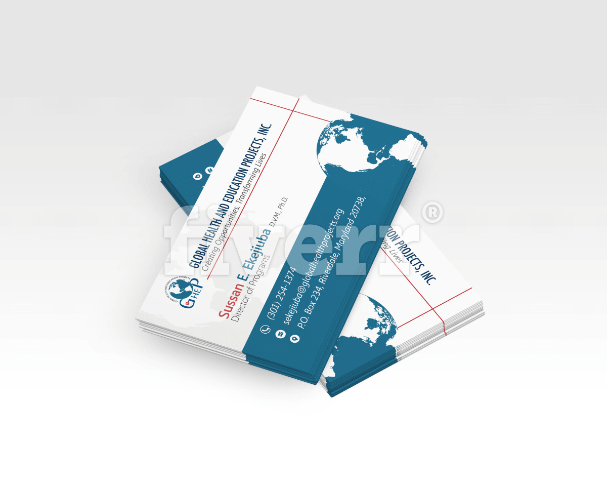 Design your professional business cards by nishanfaith reheart Images