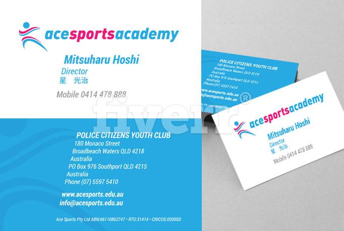 Do minimal business cards by rocketriver colourmoves