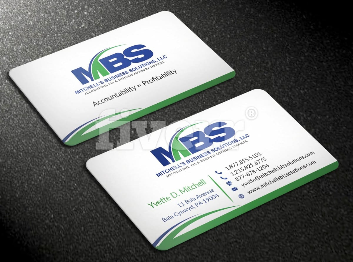 Do a professional business card design within 12 hours by Baimran
