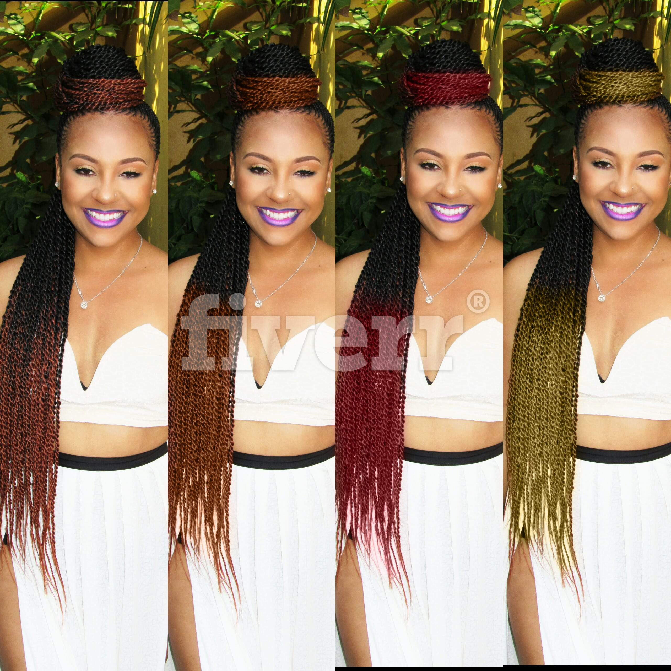 Change Your Hair Color In A Photo By Hollysretouch