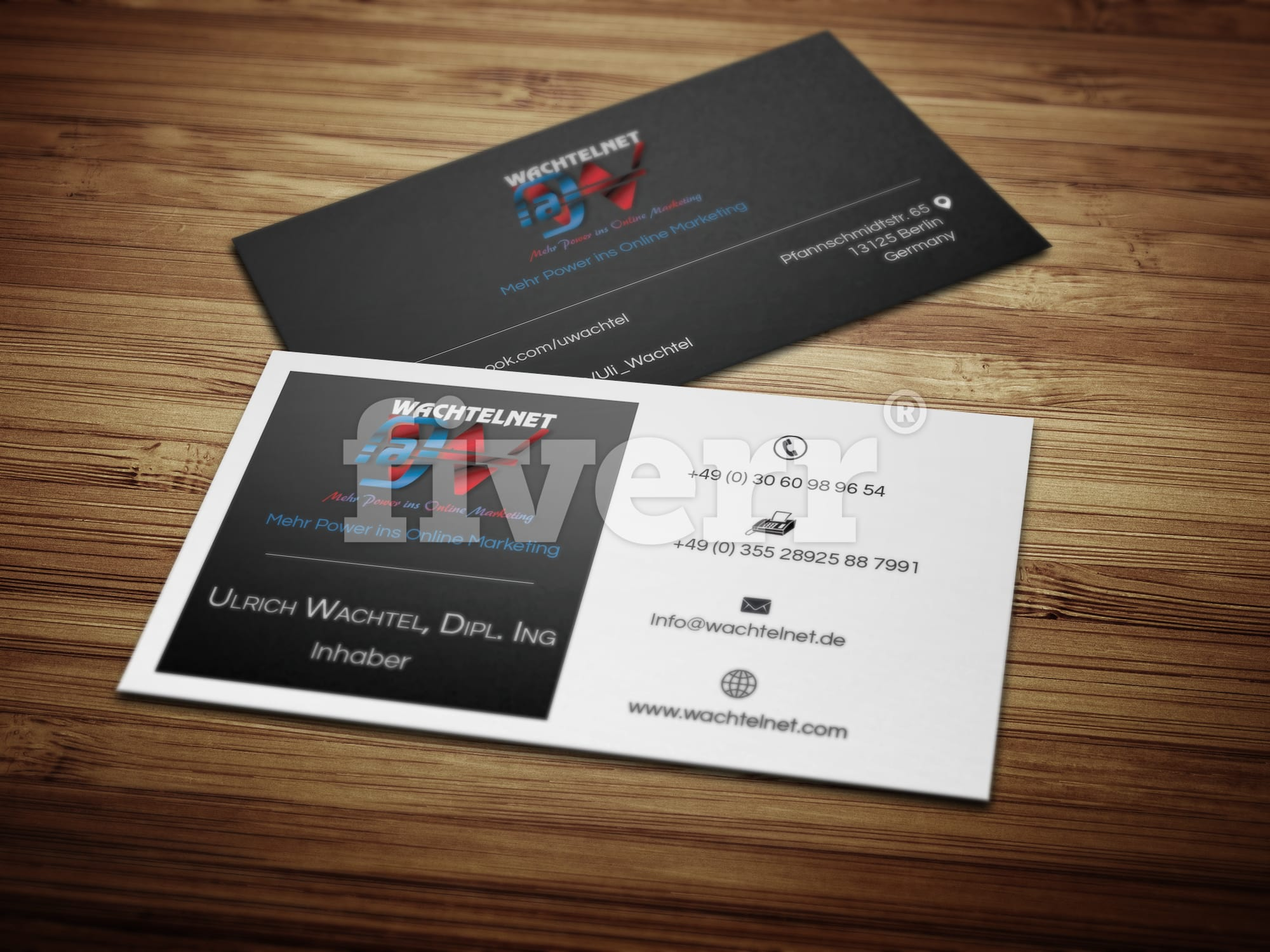 Create you a double sided creative and attractive business cards by create you a double sided creative and attractive business cards by graphicteamwork reheart Gallery