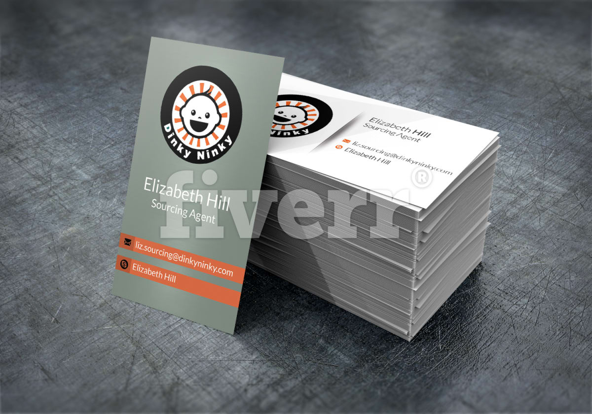Design custom vistaprint business cards by huester1 reheart Gallery