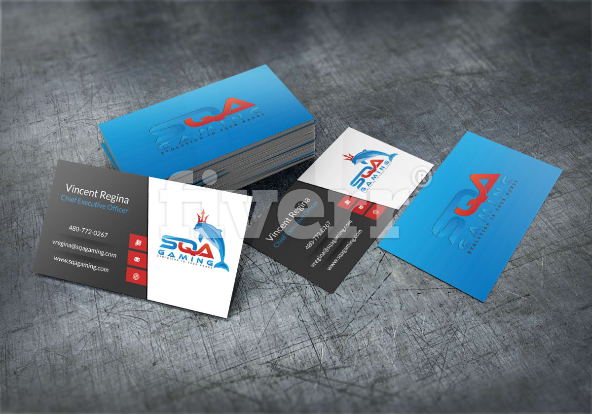 Design custom vistaprint business cards by huester1 reheart Choice Image