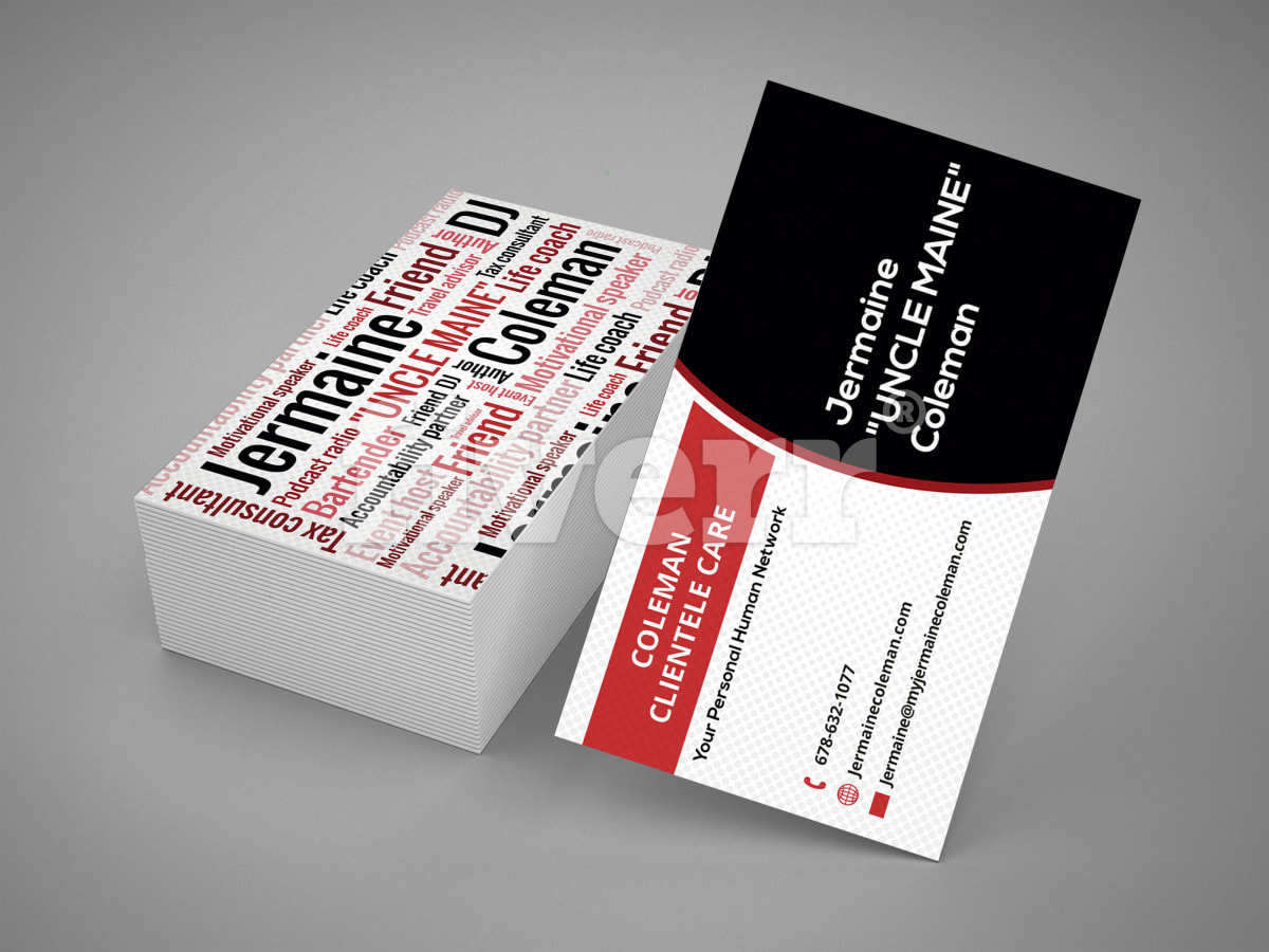Design professional business card by yenile colourmoves