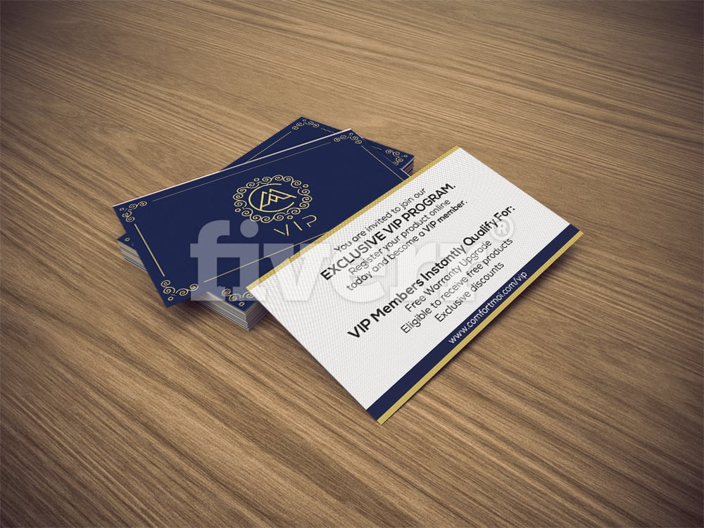 Design a professional 2 sided business card by robindesigns92 reheart Image collections